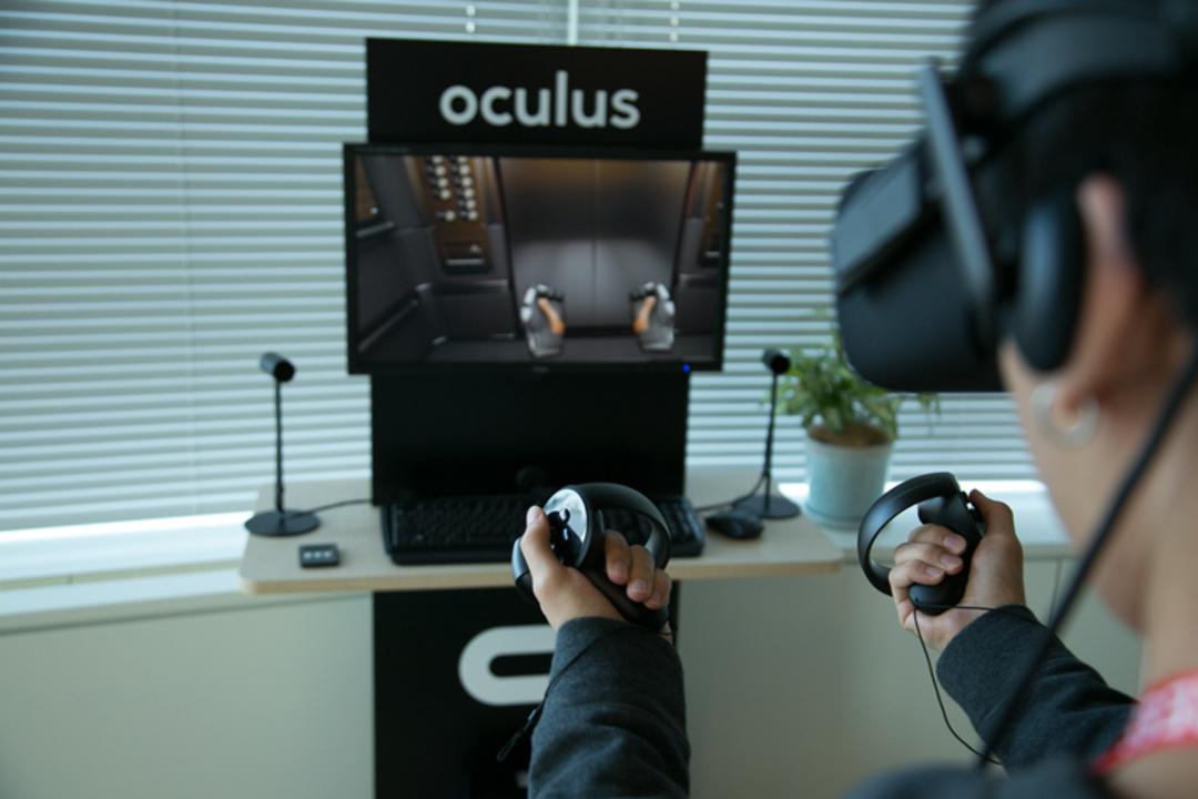 VR空間に「手」がやってきた。「Oculus Touch」が目指す、さらなる没入