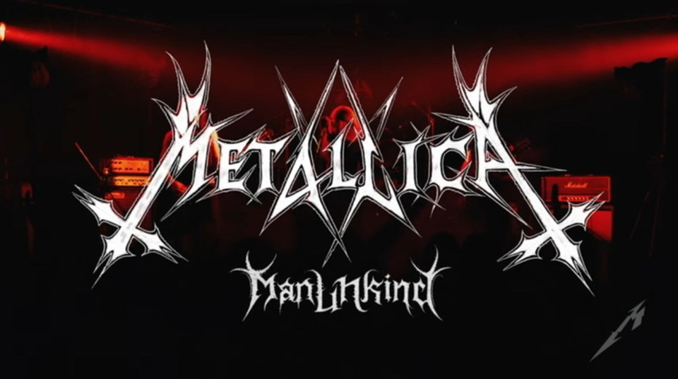 メタリカがアルバム全曲のMVを公開。その中にブラックメタル映画の本編映像が!