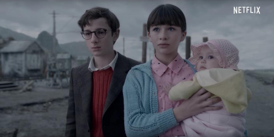子どもたちのスチームパンクなガジェットも登場するドラマ『レモニー・スニケットの世にも不幸なできごと』予告編