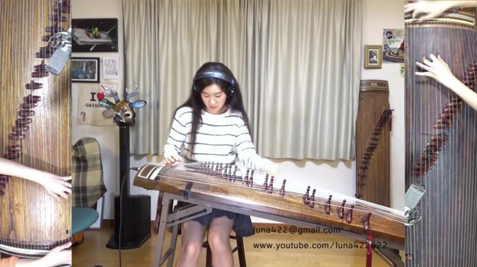 ピンク・フロイドの名曲『アナザー・ブリック・イン・ザ・ウォール』を韓国の伝統楽器で演奏