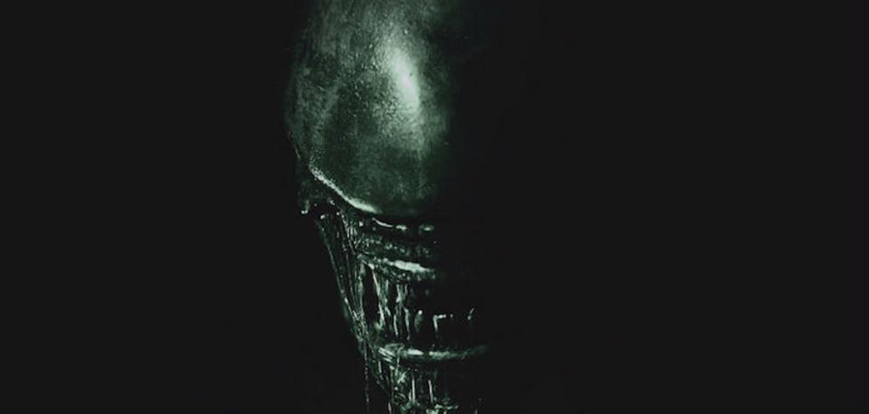 映画『エイリアン:コヴェナント』のシンプルかつ怖いポスターが公開