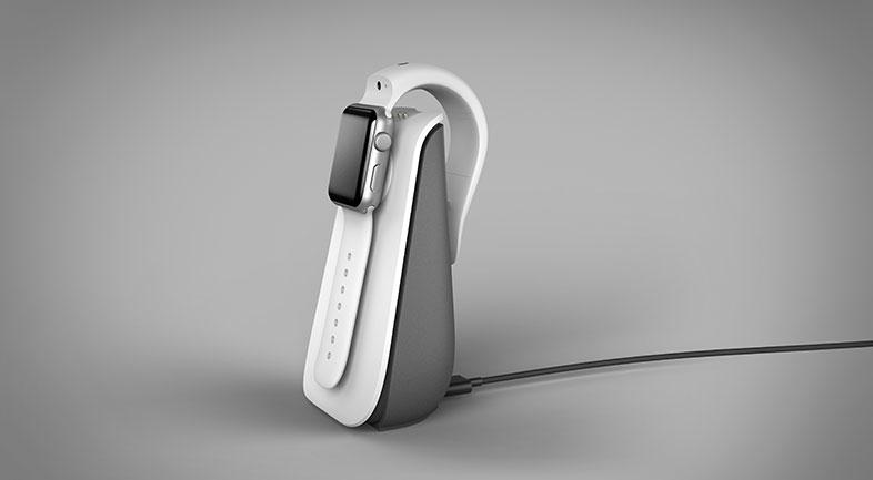Apple WatchにHDカメラを搭載!専用バンド「CMRA」登場2