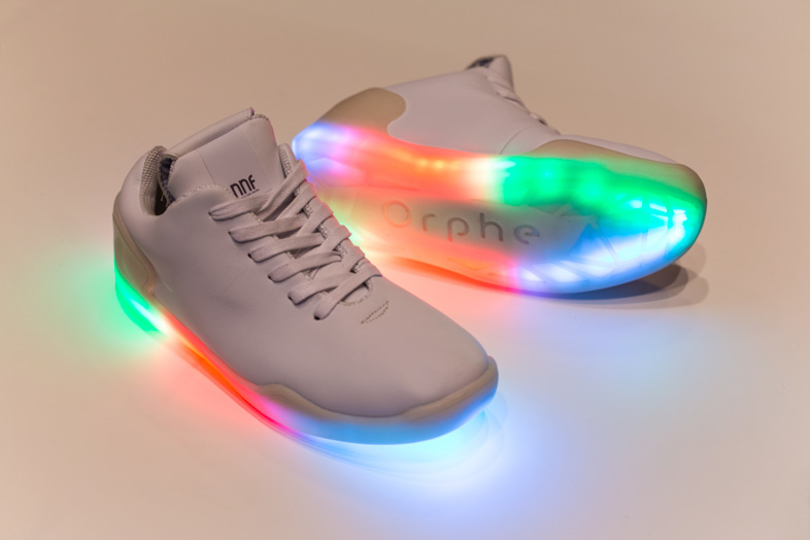 """IoTシューズ「Orphe」を見て小室哲哉さんが語った、欲しくなるテクノロジーの""""広げ方""""【TK Future Lab】"""