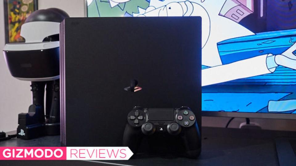 PlayStation 4 Proレビュー:すごいパワフル、でも気づかないかも…
