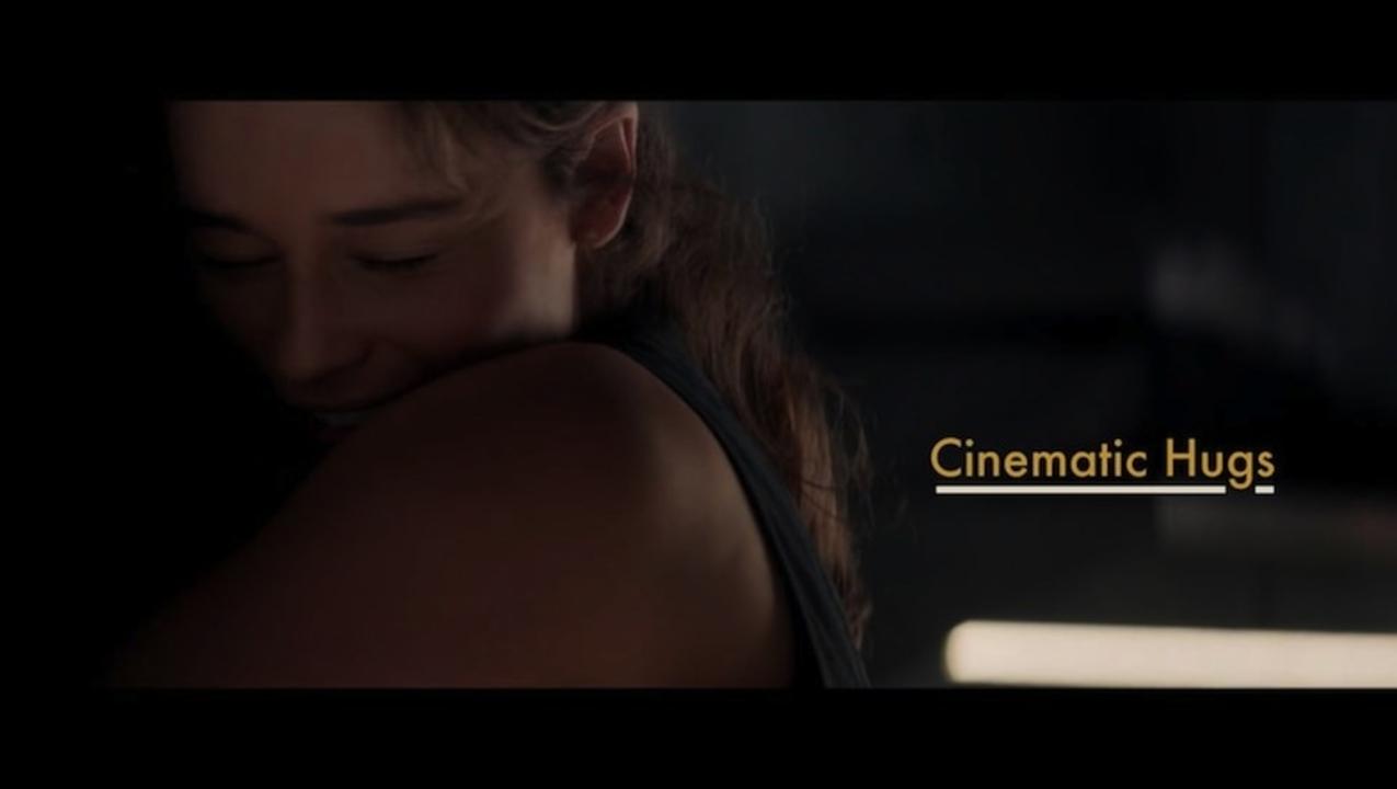 いろいろな愛がつまった映画のハグシーンを集めた『Cinematic Hugs』