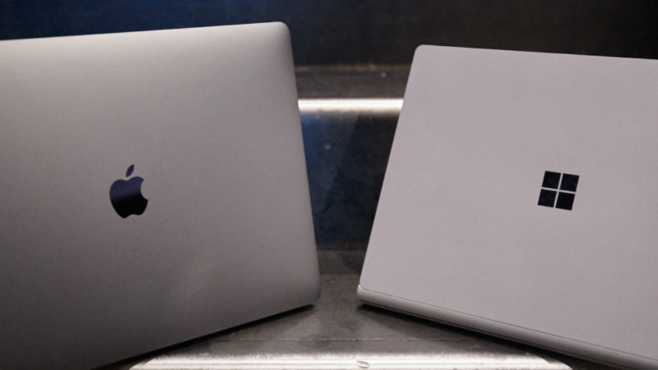 MacBook ProとSurface Book、ベンチマークテストの結果は?