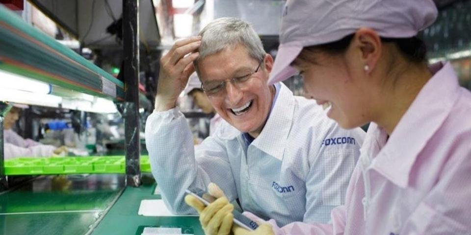 ドナルド・トランプ効果? AppleがiPhoneの米国生産をメーカーに打診か