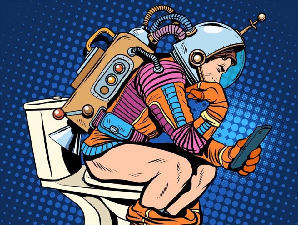 NASAからみんなに質問があります「宇宙飛行士のうんちってどうしたらいいかな?」