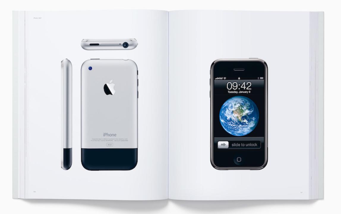 Apple最新作は、20年のデザイン史が詰まった写真集でした『Designed by Apple in California』