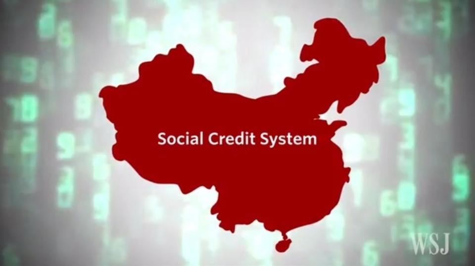 減点細かっ…中国が全国民信用度監視システムに本腰