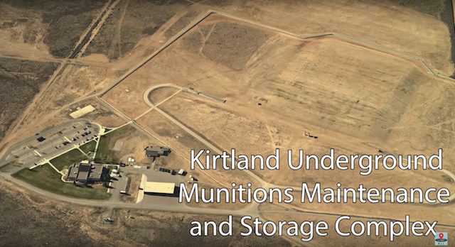 Kirtland Underground Munitions Maintenance and Storage Complex