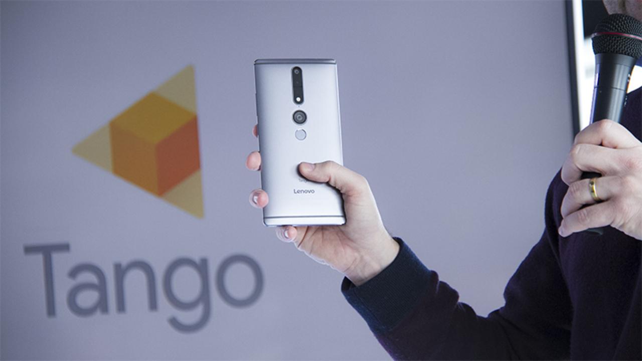 GoogleのAR技術Tango対応スマートフォン「Phab2 Pro」が販売開始。これは、スマホの革命になる!