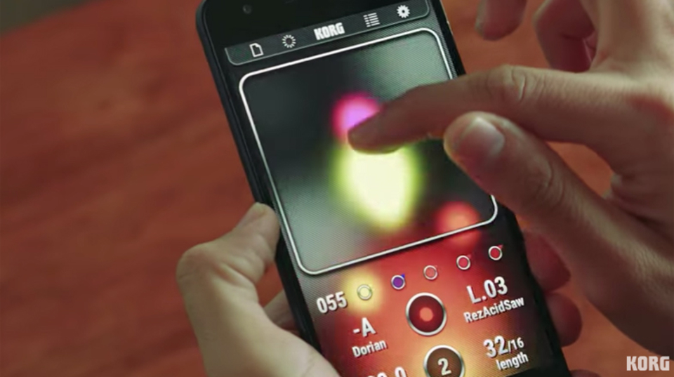 Androidユーザーよ、待たせたな。「KORG Kaossilator for Android」ついに登場!
