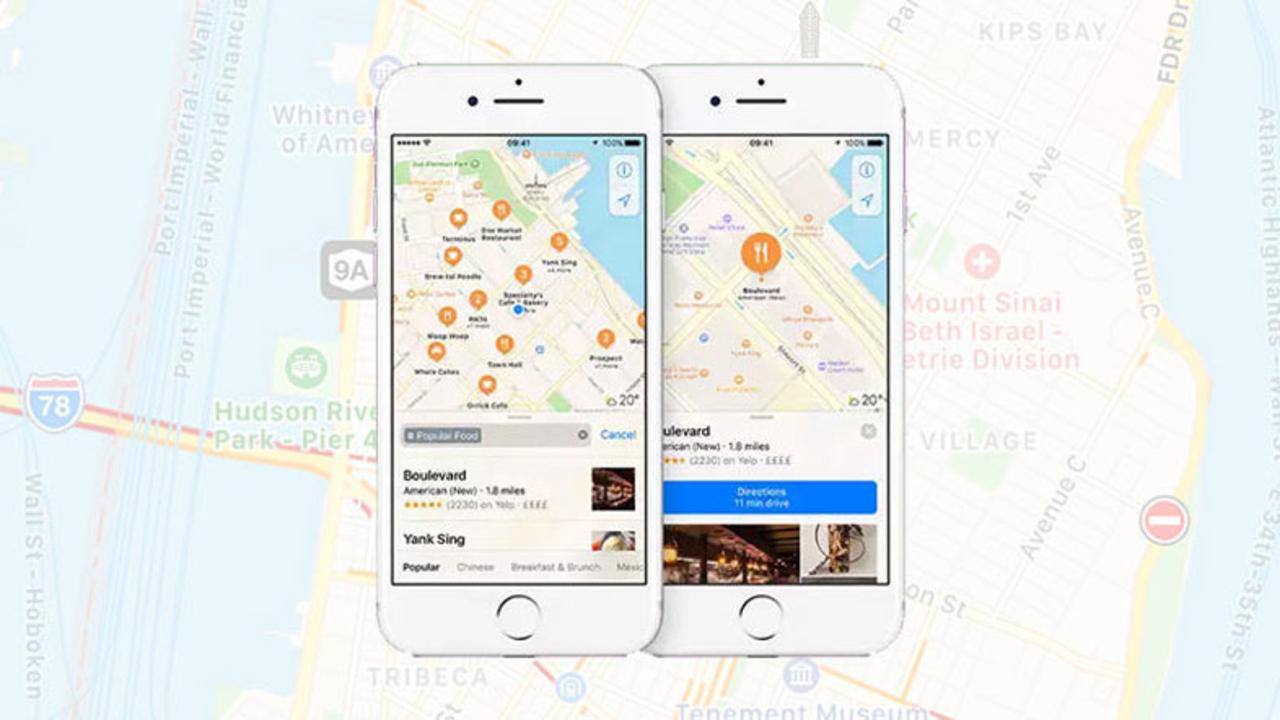 Appleが純正地図アプリの向上のためにドローンを使いたい考え。でも実現は困難かも…