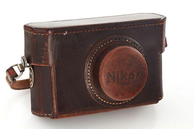 ニコン史上製造3台目のカメラ、オークションで4600万円超で落札2