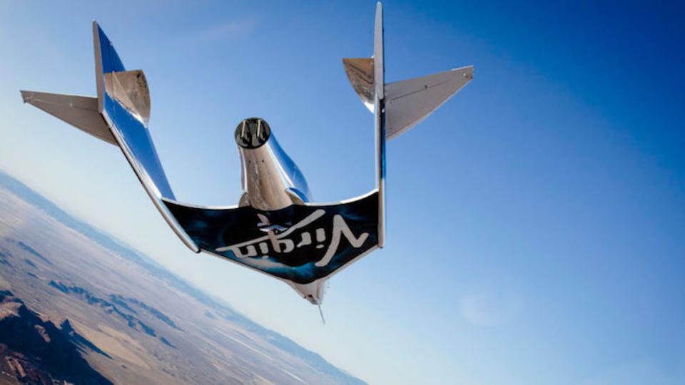 Virgin Galactic、空へ戻る。2年前の事故を乗り越えてテスト飛行が成功