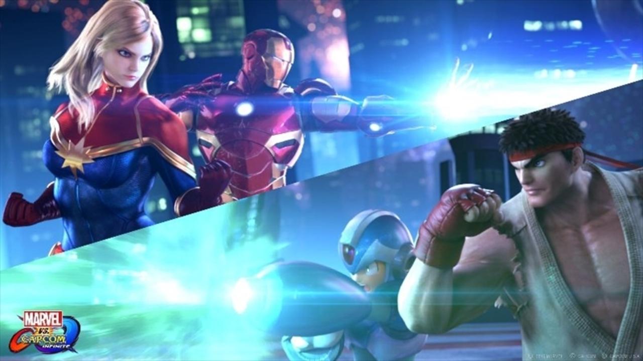 『Marvel vs. Capcom: Infinite』のトレーラー&ゲームプレイ動画が公開。ラスボスはいったい誰?