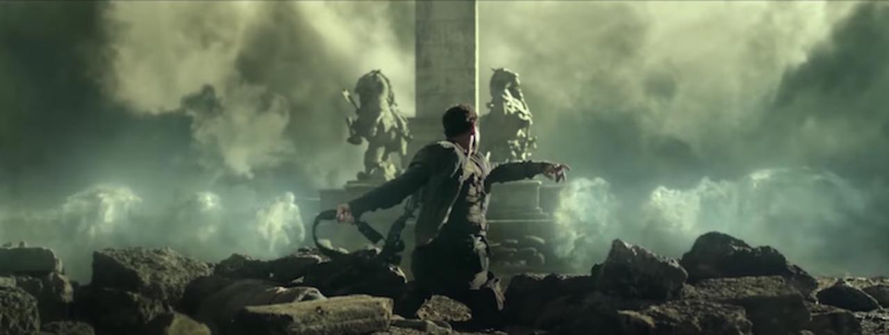 軍人たちが心霊とバトルするNetlfixのオリジナル映画『スペクトラル』予告編