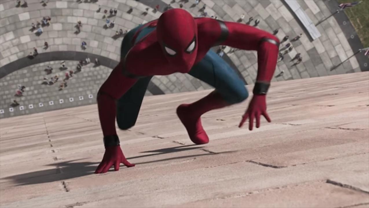 スパイダーマンがアイアンマンとガッツリ共演! 『スパイダーマン:ホームカミング』予告編