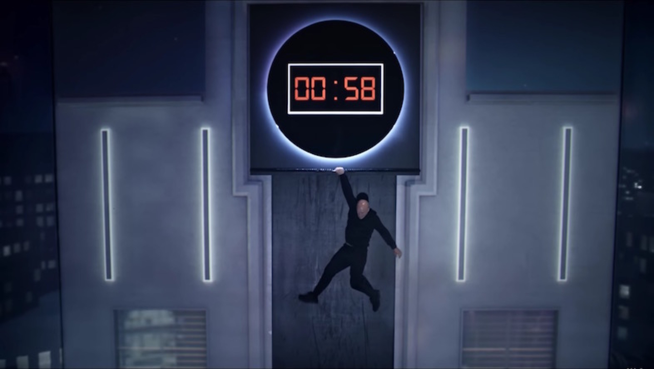 スタントマンが体を使って2分半で振り返る、映画のスタントの進化と変遷