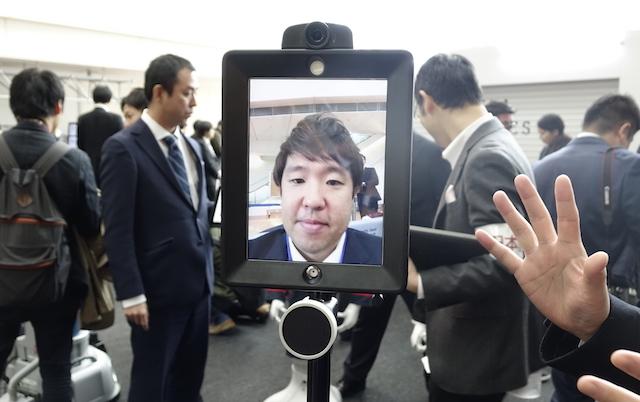 羽田空港ロボット実験プロジェクト 2016 Double2 1