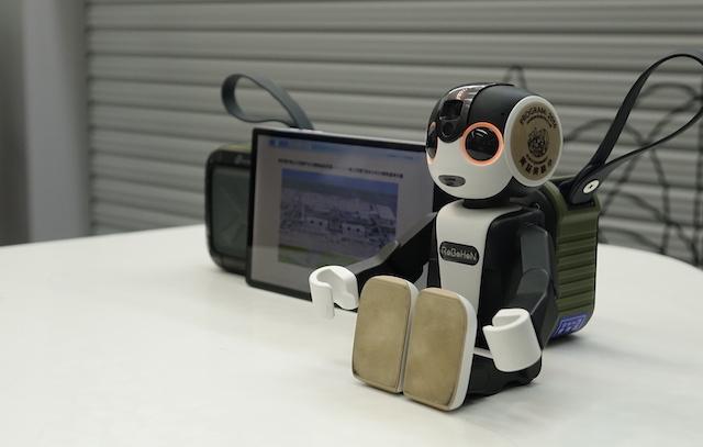 羽田空港ロボット実験プロジェクト 2016 ロボホン