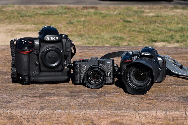 ライター三浦の私物カメラ