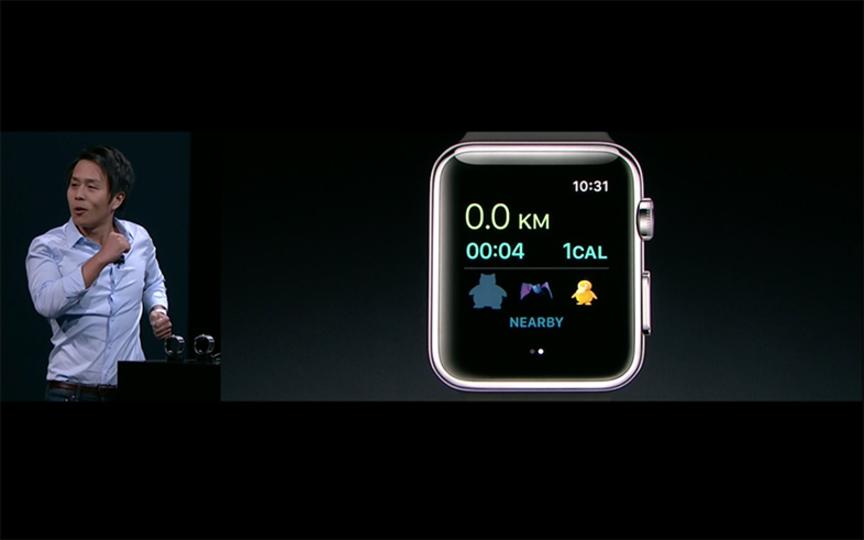 ポケモンGOがもうすぐApple Watchにやってくる!
