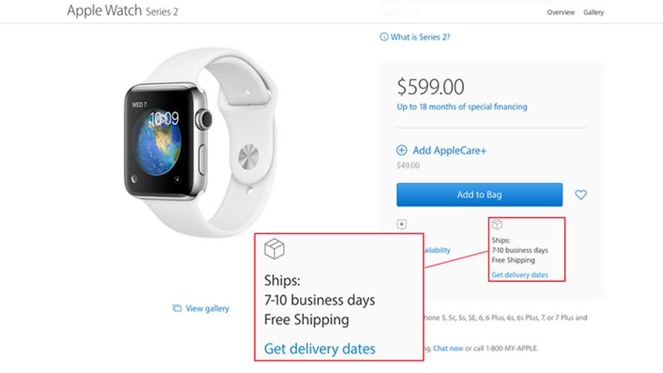 クリスマス前の不覚。海外でAmazon EchoやApple Watchが売り切れ状態