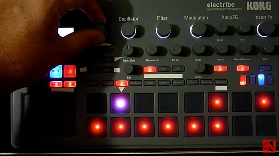 KORG electribeでエイフェックス・ツインの名曲『Flim』をカバー、パターンも配布中