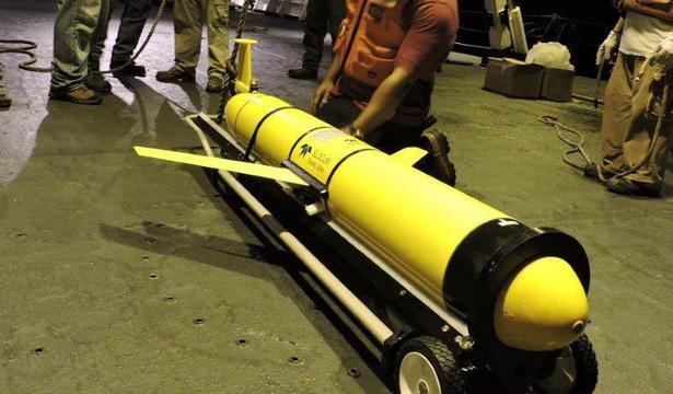 トランプが誤字を撒き散らして激怒。中国の米軍無人潜水機奪取事件