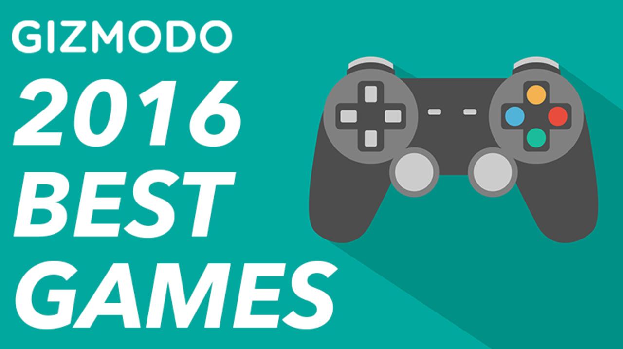 ギズモード・ジャパンの中の人が選ぶ「2016年ベストゲーム」