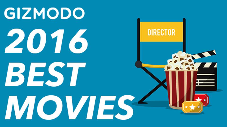 ギズモード・ジャパンの中の人+αが選ぶ「2016年ベスト映画」