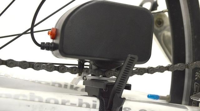 自転車の電力不足を解決できる? チェーン式ダイナモ登場