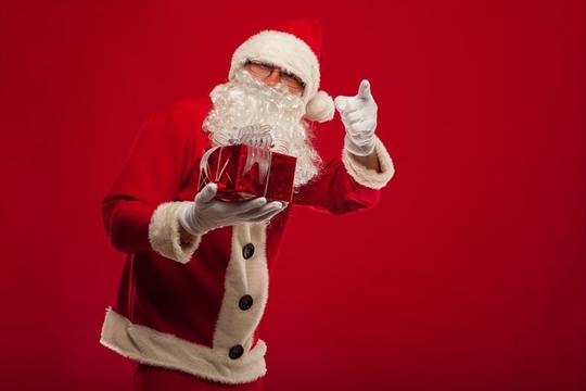 いい子でいるか、サンタは本当に見ていますよ…クリスマスツリー用オーナメント「Santa Cam」が話題に