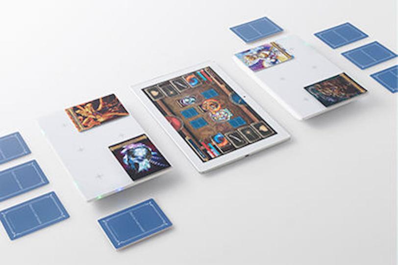 ソニー、カードゲームが動き出す「Project FIELD」開発中。第一弾は妖怪ウォッチだ!