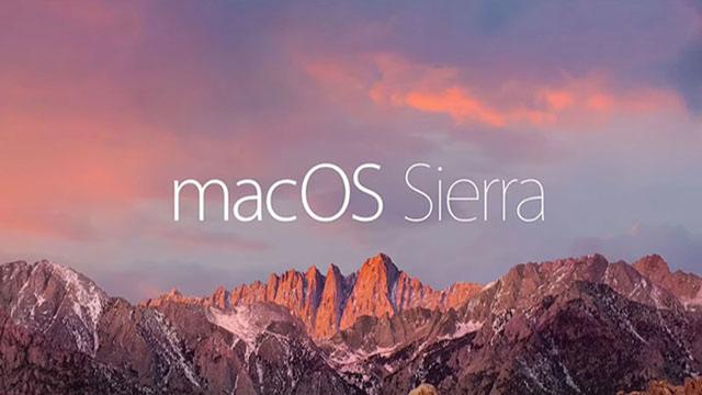 macOS Sierra 10.12.2配布開始。新MacBook Proのグラフィックス問題を解決へ
