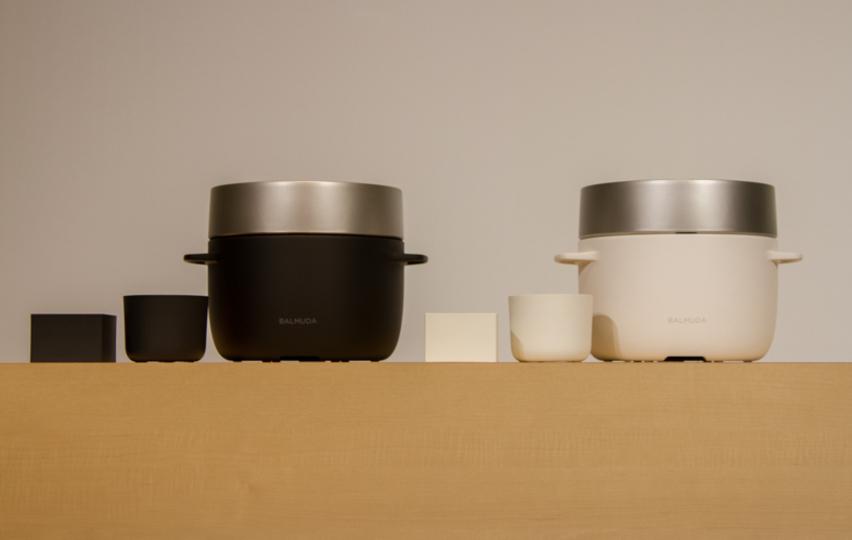 バルミューダの新作家電は3合炊き・保温なし・4万円の炊飯器。 究極のお米のために、あえて機能を削ぎ落としたその訳とは?