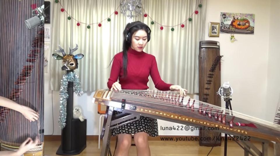 ニルヴァーナの名曲『Lithium』を韓国の伝統楽器でカバー演奏