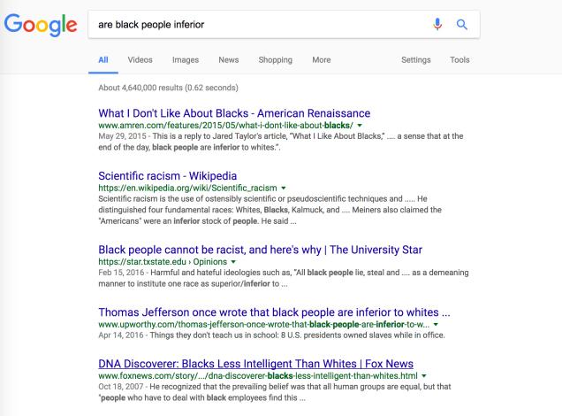 グーグルがついに検索結果からガセ情報を修正4