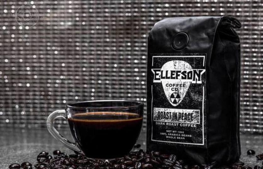 聖地で飲んでみたい、メガデスのベーシストがプロデュースするコーヒー