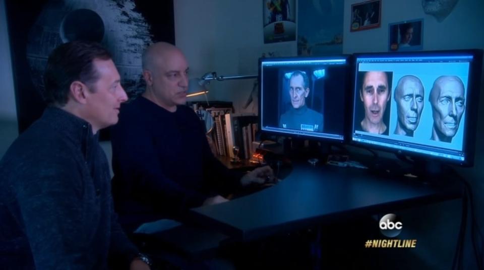 映画『ローグ・ワン/スター・ウォーズ・ストーリー』で旧キャラたちをCGで再現した方法