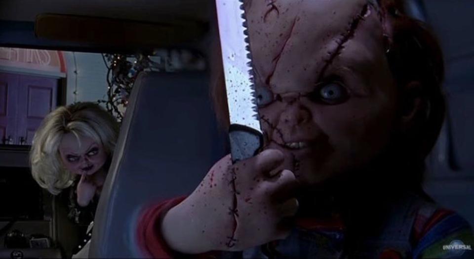 殺人人形が7度目の襲来。映画『カルト・オブ・チャッキー』ティザー予告編
