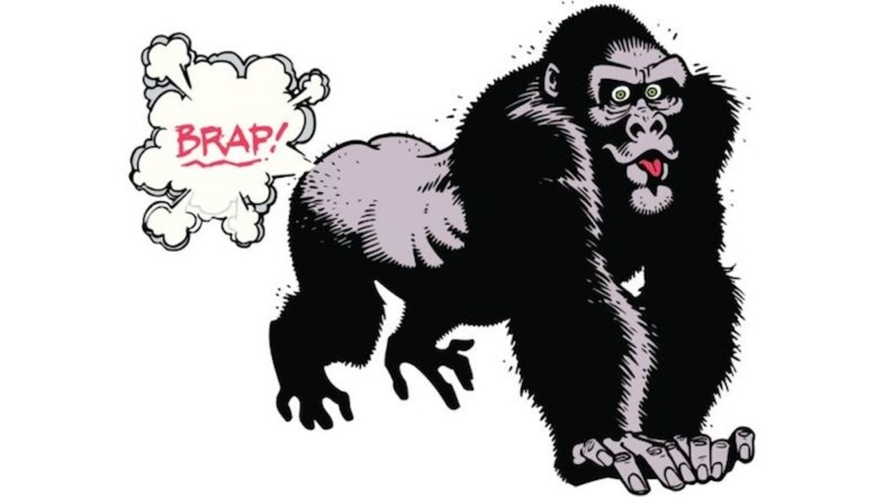 「この動物はオナラをする/しない」を科学者たちが大整理中。きっかけは1つのツイート
