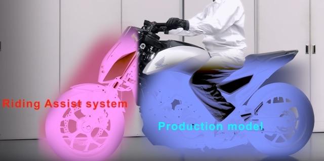 Hondaの倒れない二輪車はまさに革命。その詳細技術に迫る #CES2017 7