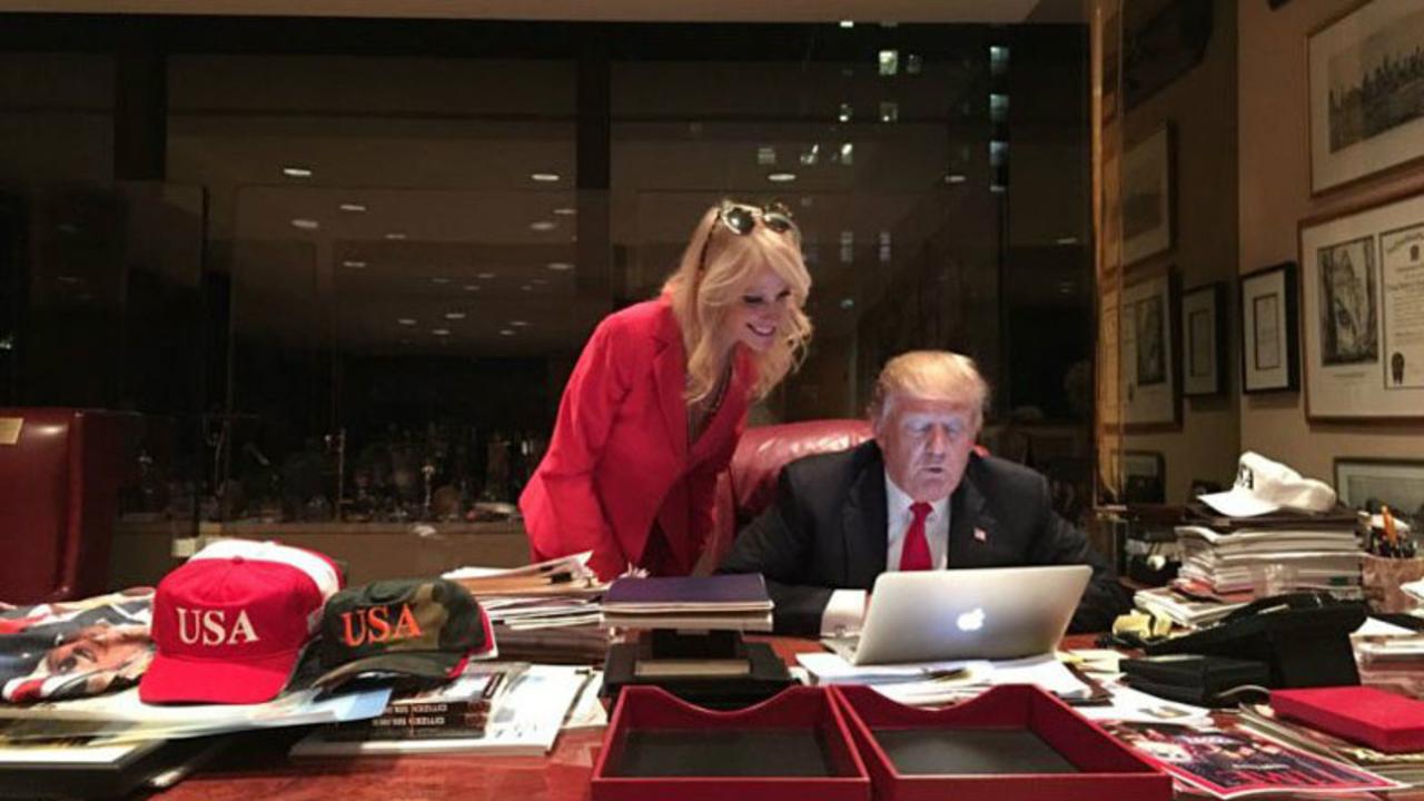 大統領アカウントと合わせて280文字だ! トランプ氏、大統領就任後も個人のTwitterアカウントをキープ