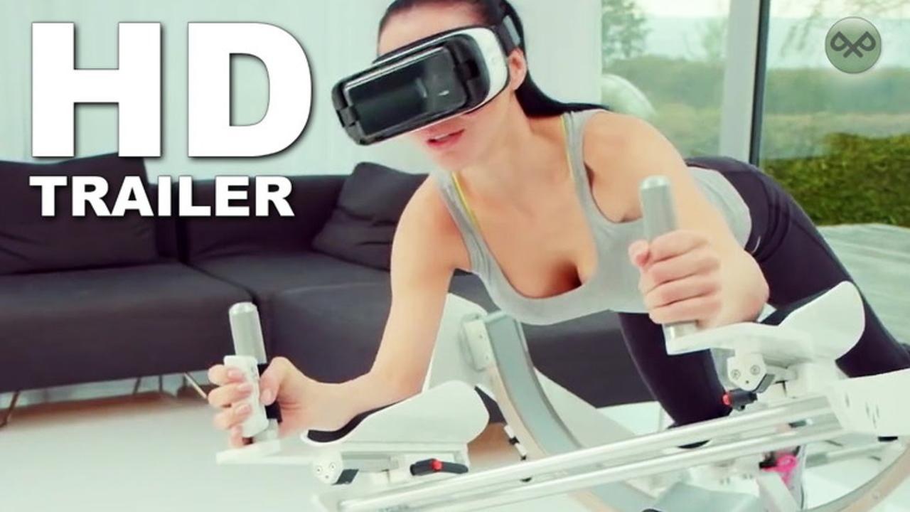 VR内で空を飛べば鍛えられる! エクササイズ・マシーン「イカロス」