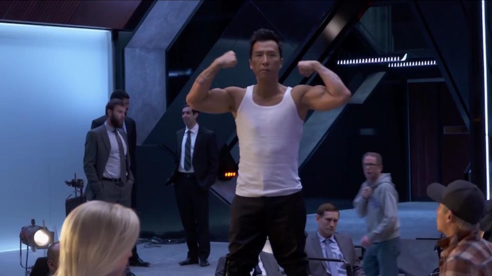 人気アクションシリーズ『トリプルX』最新作からドニー・イェンの最強すぎる特集映像が公開
