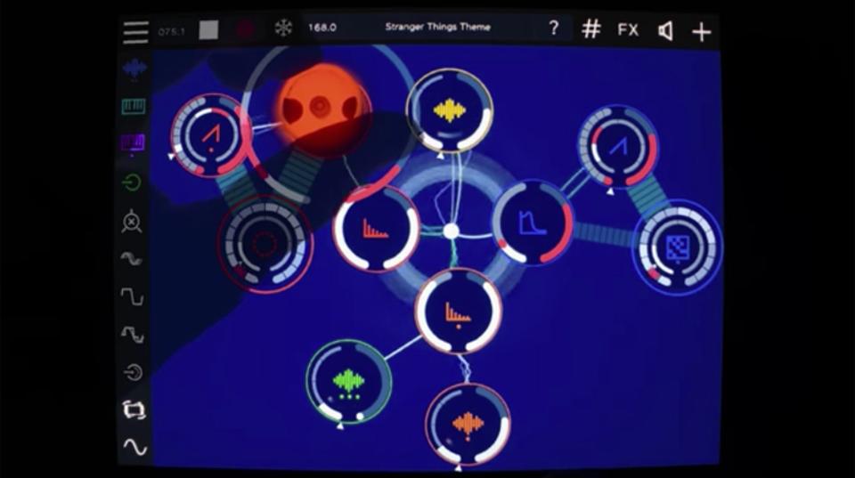 iOSアプリでドラマ『ストレンジャー・シングス』のテーマをリレーショナブルにカバー