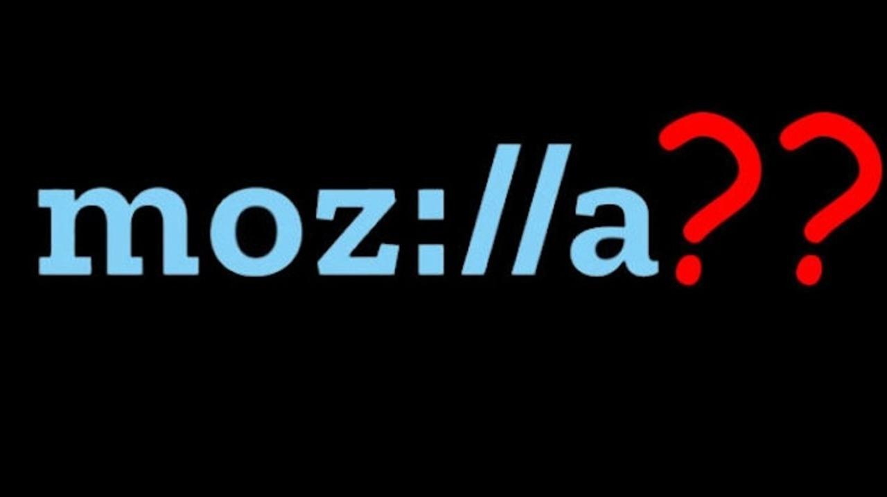 Mozilla、新ロゴを発表…なんでこんなレトロなイメージ?